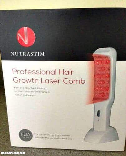 NUTRASTIM Review - Hair Loss and Thinning Hair Solution