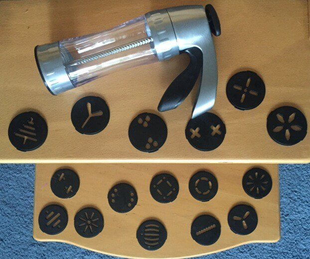 Wilton Cookie Pro Ultra II Cookie Press Review