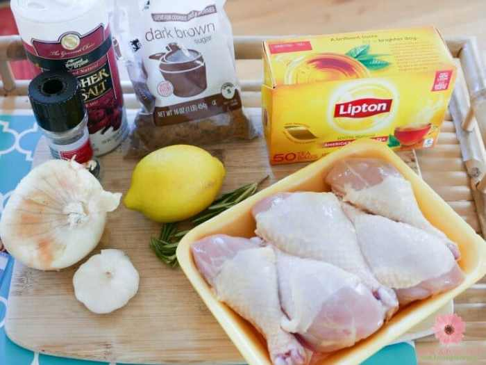 Sweet Tea Chicken Recipe