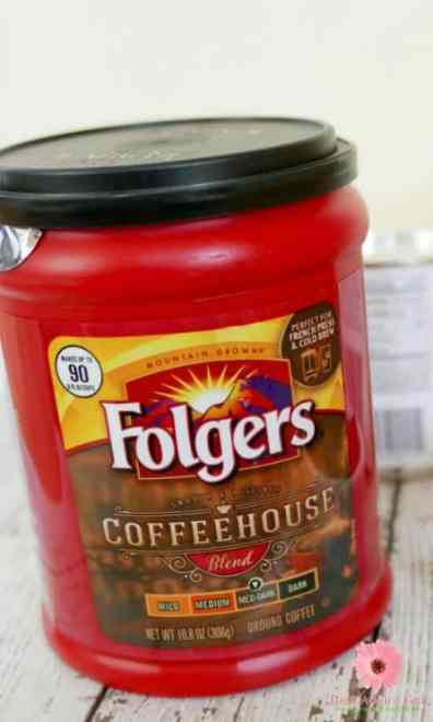 Folgers® Coffeehouse Blend