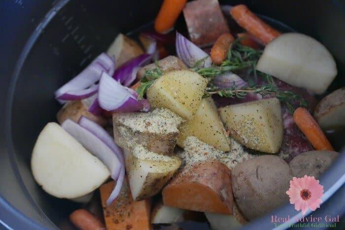 Easy Instant Pot Beef Roast Recipe