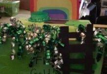leprechaun trap st patricks day
