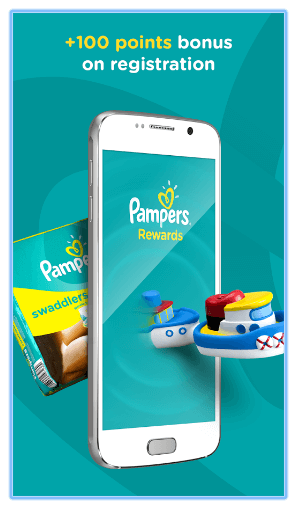 Do you have kids that are still using diapers? Earn rewards and collect gifts with Pampers Rewards App.