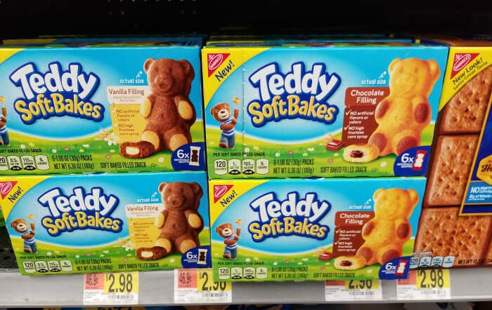 Give kids the best snacks for sports. Check out TEDDY SOFT BAKED Filled Snacks that are made with quality ingredients such as milk, eggs and chocolate.
