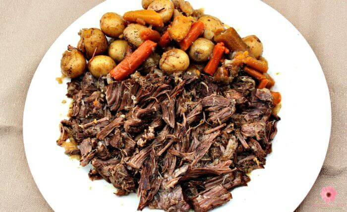 This instant pot pressure cooker pot roast recipe will surely be your family's favorite for dinner.