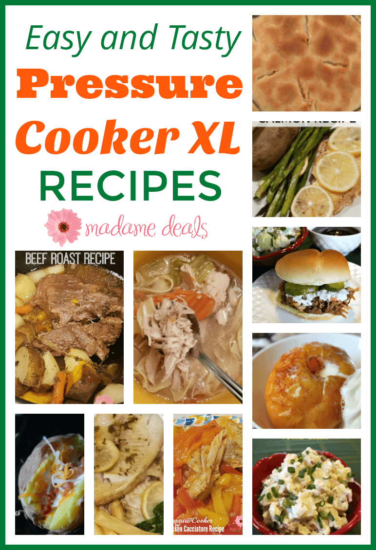 Easy and tasty Power Pressure Cooker recipes that you can serve to your family every day