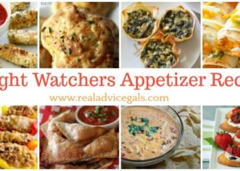 weight watchers appetizer recipes