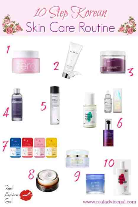 Do you want to have better and smoother skin? A skincare routine is very important. Check out this 10-step Korean skin care routine