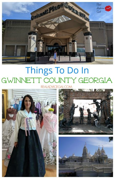 If you're heading to Atlanta, make sure to head over to Gwinnett for an interesting time exploring culture. See the things that you should do when you visit Gwinnett County Georgia.