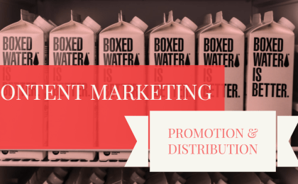 Promoting and Distribution