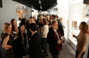 Opening Event at the Salon Art + Design Show