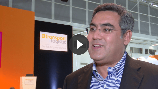 'The Logistics sector in India is catching up fast'