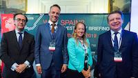 'Strong fundamentals behind renewal of investors' interest in Spain'