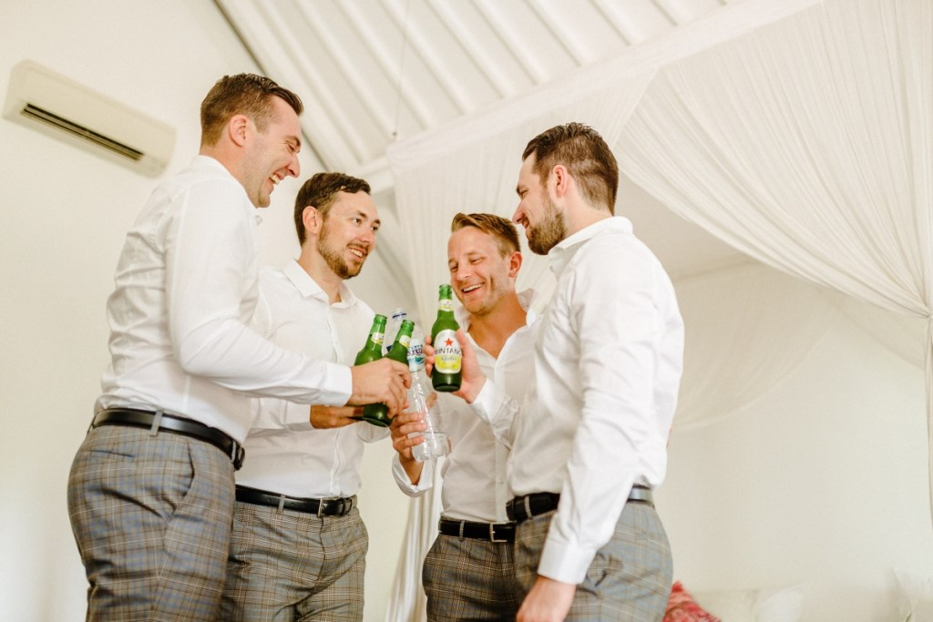 Groomsmen and Groom | The Realationship Project