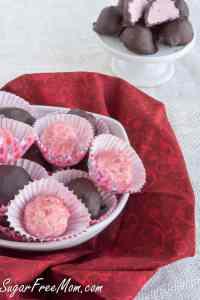 no-bake-raspberry-cheesecake-truffles