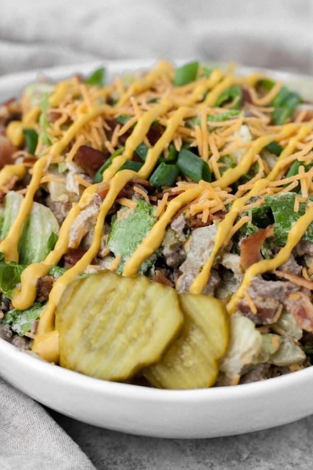 keto-bacon-cheeseburger-salad
