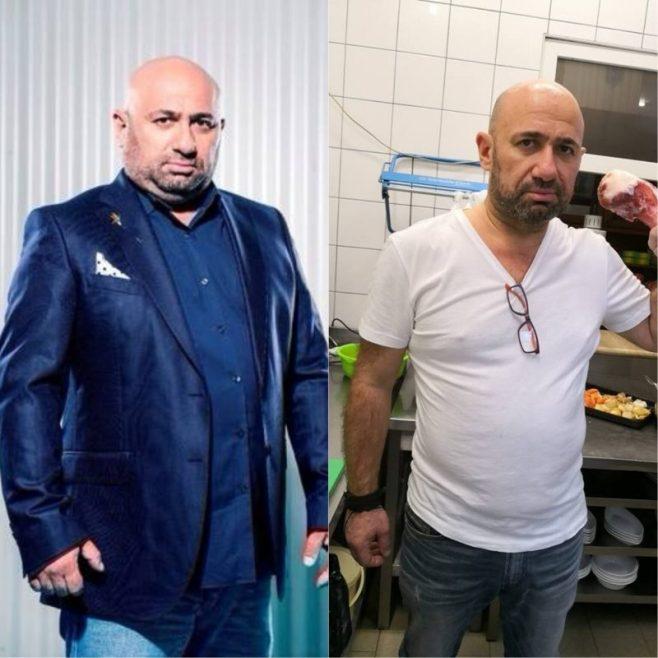 (FOTO) Chef Cătălin Scărlătescu a ajuns pe mâna medicilor esteticieni chiar în ajunul sărbătorilor. Cum arată bucătarul după o schimbare totală?