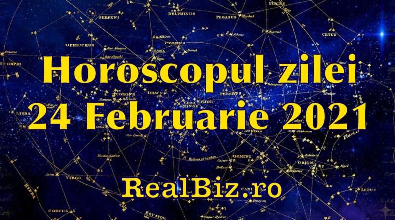 Horoscop zilnic 24 februarie 2021. Previziuni complete. Racii și Leii își fac planuri mari pentru viitor, iar Fecioarele își vor găsi a doua jumătate