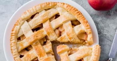 Tartă cu mere și scorțișoară. Desertul perfect care va cuceri orice stomac. Rețeta simplă și rapidă