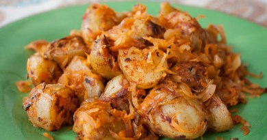 Varză murată cu cartofi. Rețeta perfectă și delicioasă pentru toți membrii familiei. Rapid și simplu