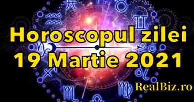 Horoscop 19 martie 2021. Previziuni complete. Scorpionii și Săgetătorii se vor bucura de multe succese în această zi, iar Capricornii primesc o veste bombă