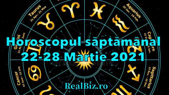 Horoscop săptămânal 22-28 martie 2021. Previziuni complete. Schimbări majore pentru Berbeci și Tauri, iar pentru Gemeni o săptămână plină de dragoste
