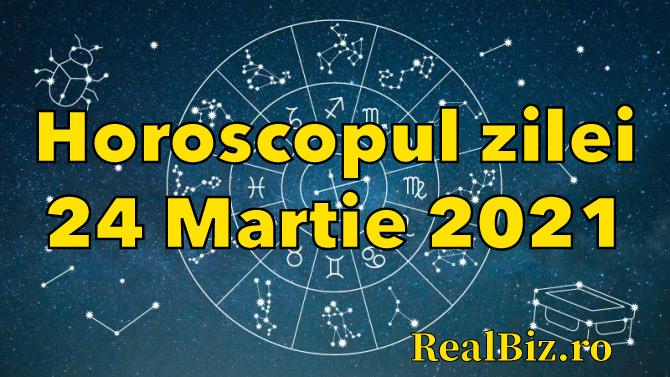 Horoscop 24 martie 2021. Previziuni complete. Vărsătorii și Peștii au parte de o zi bombă, iar Berbecii trec printr-o provocare
