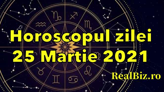 Horoscop 25 martie 2021. Previziuni complete. Viața Taurilor și a Gemenilor este pe cale să se schimbe, iar Racii primesc o noutate legată de bani