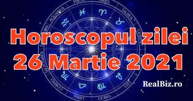 Horoscop 26 martie 2021. Previziuni complete. Fecioarele și Balanțele au noroc la bani în această zi, iar Scorpionii vor primi niște vești îngrijorătoare