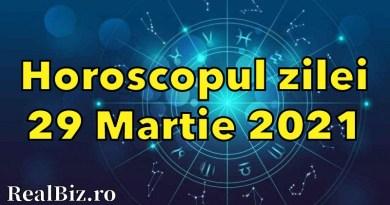Horoscop 29 martie 2021. Previziuni complete. Leii și Racii vor avea o zi ușoară la locul de muncă, iar Fecioarele se bucură de atenția unui om important