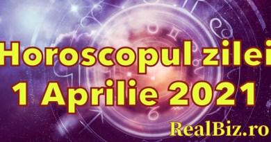 Horoscop 1 aprilie 2021. Previziuni complete. Săgetătorii și Scorpionii vor avea parte de farse amuzante, iar Capricornii primesc o veste ce le poate schimba viața