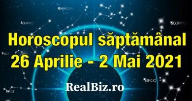 Horoscop săptămânal 26 aprilie-2 mai 2021. Previziuni complete. Taurii și Gemenii vor primi primele roade în urma unor proiecte, iar Racii vor lupta cu problemele care vin din trecut