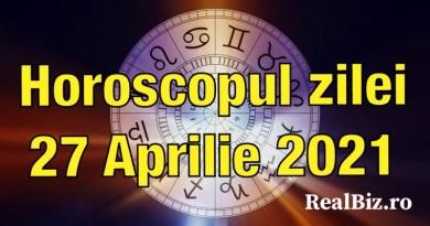 Horoscop 27 aprilie 2021. Previziuni complete. Racii și Leii vor face o schimbare majoră, iar Fecioarele au noroc în dragoste