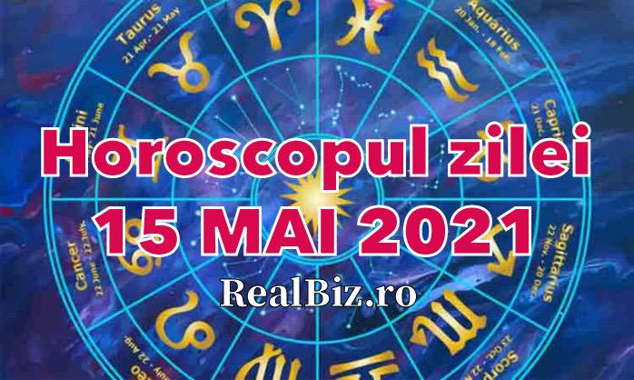 Horoscop 15 mai 2021. Previziuni complete. Taurii și Berbecii vor beneficia azi de câteva oferte, iar Gemenii vor fi foarte agitați din cauza unor lucruri