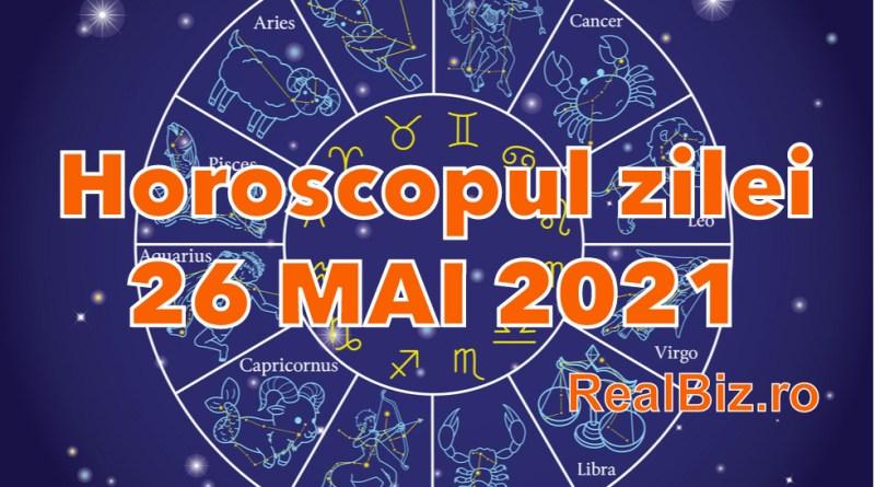 Horoscop 26 mai 2021. Previziuni complete. Gemenii și Racii se controlează foarte greu în această zi, iar Leii sunt puși în fața unor decizii dificile