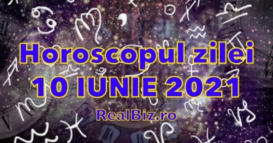 Horoscop 10 iunie 2021. Previziuni complete. Săgetătorii și Capricornii au parte de unele schimbări, iar Vărsătorii vor avea o zi nebună