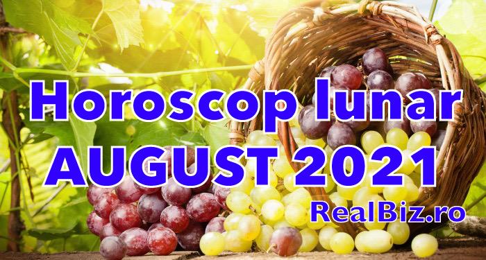 Horoscop lunar – august 2021. Previziuni complete. Este o lună hotărâtoare pentru Lei și Raci la capitolul financiar, iar Fecioarele se distrează la maxim