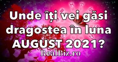 Unde îți vei găsi dragostea în luna AUGUST 2021? Locul exact unde fiecare nativ din zodiac își poate găsi a doua pereche