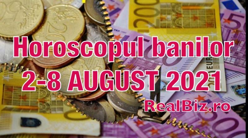Horoscopul banilor 2-8 august 2021. Previziuni complete. Săgetătorii și Scorpionii nu economisesc bani pentru odihnă, iar Capricornii descoperă o nouă modalitate de a face bani