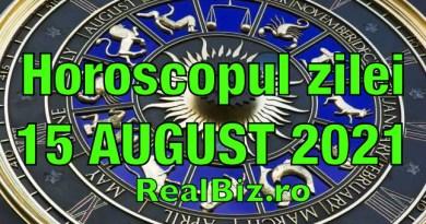 Horoscop 15 august 2021. Previziuni complete. Taurii și Berbecii petrec o zi alături de cei dragi, iar Gemenii se distrează cu cei mai buni prieteni