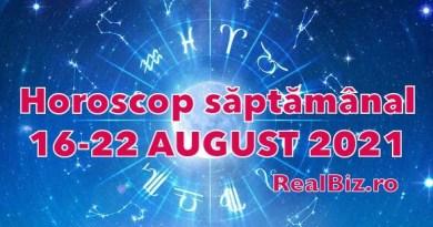 Horoscop saptamanal 16-22 august 2021. Previziuni complete. Vărsătorii și Capricornii au motive să se bucure, iar Peștii au noroc la dragoste