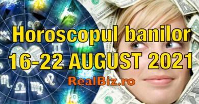 Horoscopul banilor 16-22 august 2021. Previziuni complete. Taurii și Berbecii sunt eficienți la locul de muncă și obțin mai mulți bani, iar Gemenii sunt foarte buni să își economisească banii