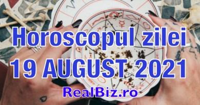 Horoscop 19 august 2021. Previziuni complete. Capricornii și Săgetătorii pot să se trezească într-o capcană, iar Vărsătorii își înmulțesc banii