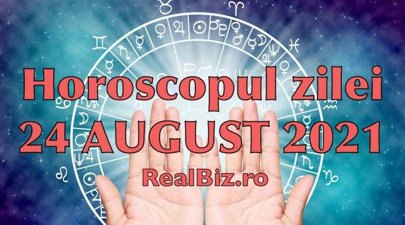 Horoscop 24 august 2021. Previziuni complete. Scorpionii și Balanțele se bucură de rezultate, iar Săgetătorii primesc o veste