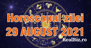 Horoscop 29 august 2021. Previziuni complete. Fecioarele și Leii sunt plini de idei sclipitoare, iar Balanțele se remarcă cu o rezistență fizică
