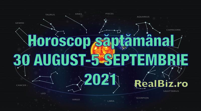 Horoscop saptamanal 30 august - 5 septembrie 2021. Previziuni complete. Leii și Racii trec printr-o săptămână plină de provocări, iar Fecioarele au noroc la dragoste