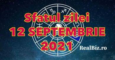 Sfatul zilei 12 septembrie 2021. Capricornii și Vărsătorii trebuie să aștepte momentul perfect, iar Peștii trebuie să fie mai atenți cu…