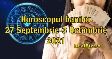 Horoscopul banilor 27 septembrie-3 octombrie 2021. Previziuni complete. O săptămână de belșug pentru Tauri și Berbeci, iar Gemenii sunt extrem de șmecheri