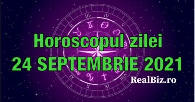 Horoscop 24 septembrie 2021. Previziuni complete. Vărsătorii și Capricornii nu pot fi opriți în această zi, iar Peștii obțin niște rezultate