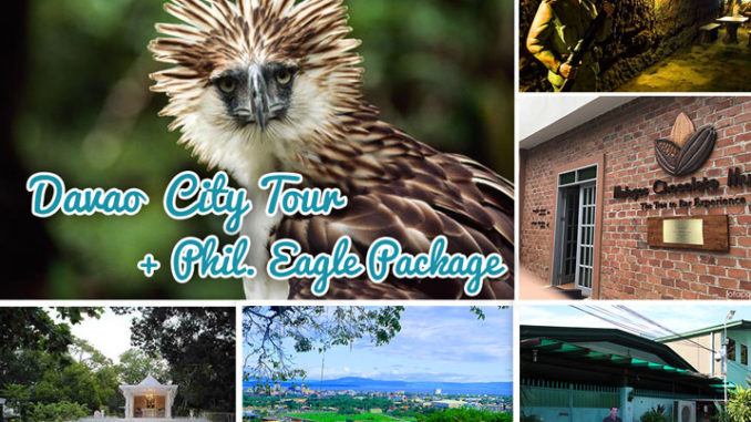 Davao City Tour + Phil Eagle Package - RealBreeze Davao Tour Packages